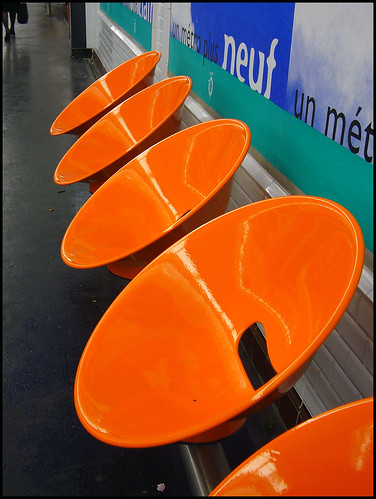metro orange