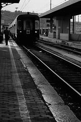 Prospettive di partenze (hummyhummy) Tags: stazione treno prospettiva partenza binario