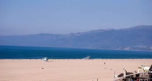 Santa Monica Pier and Beach 44