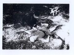 D & P (bettyispretty) Tags: bw film analog dark death pushprocessing classicblackwhite