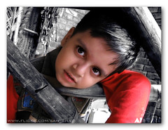 Moaaz (ahsan.amin (Work Work And Work)) Tags: portrait closeup canon naughty kid child powershot chintu shaitan a560 mintu kidportrait mywinners chooza canonpowershota560 moaaz shrarti
