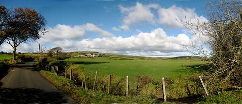 Dalry moor road