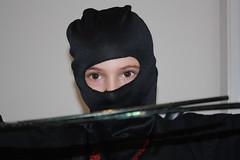 Ninja Geoffrey 18 (Tekjock) Tags: halloween ninja geoffrey 2008