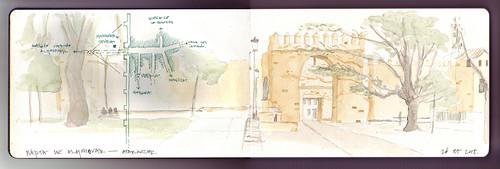 moleskine-63-Puerta de Almodovar