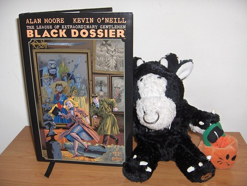 A Wodehouse a Week Special: The League of Extraordinary Gentlemen: Black Dossier