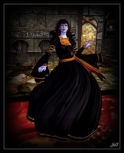 Halloween Party bei Luna