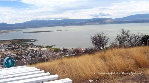 Vista panoramica desde la Cruz de Irámuco