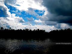 Beyond Limitations ([sacred].[sam]) Tags: blue sky silhouete maldives addu hulhudhu