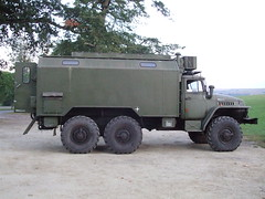 Russian Ural 4320 Transporter