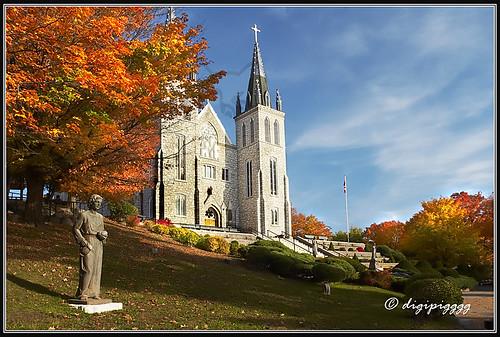 Martyrs's Shrine Midland Ontario