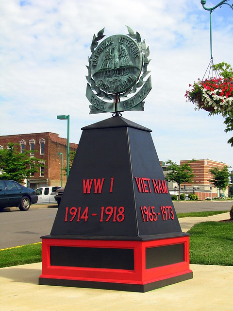 Montgomery Co. War Memorial