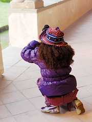 Crouching Tiger (AndreasC) Tags: italy girl hat italia purple candid explore piemonte soe flickrfriends italians flickrmeetup flickrmeeting vercelli mywinners abigfave anawesomeshot d700 infinestyle angelalobefaro massimilianogreco aec45611111