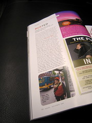 OneBusAway in Seattle Magazine