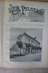 Revista EL PELOTARI 1894