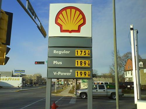 $1.75 Gas