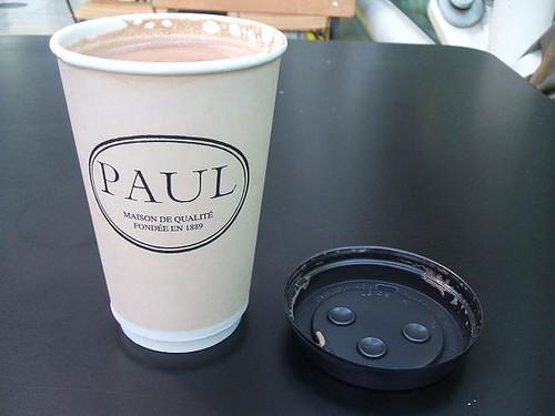 Paul's chocolat