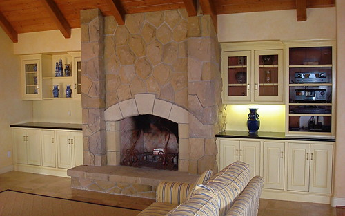 Images Of Fireplaces With Bookcases Omahdesigns Net