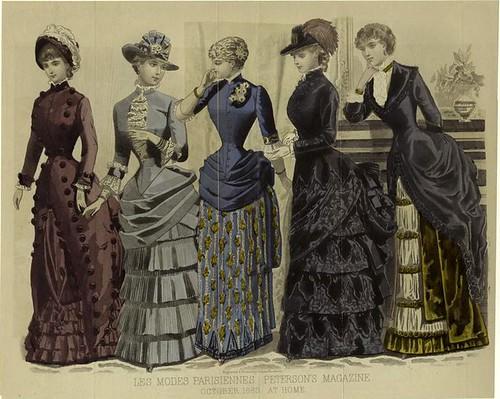009-Les Modes parisiennes-En casa 1883