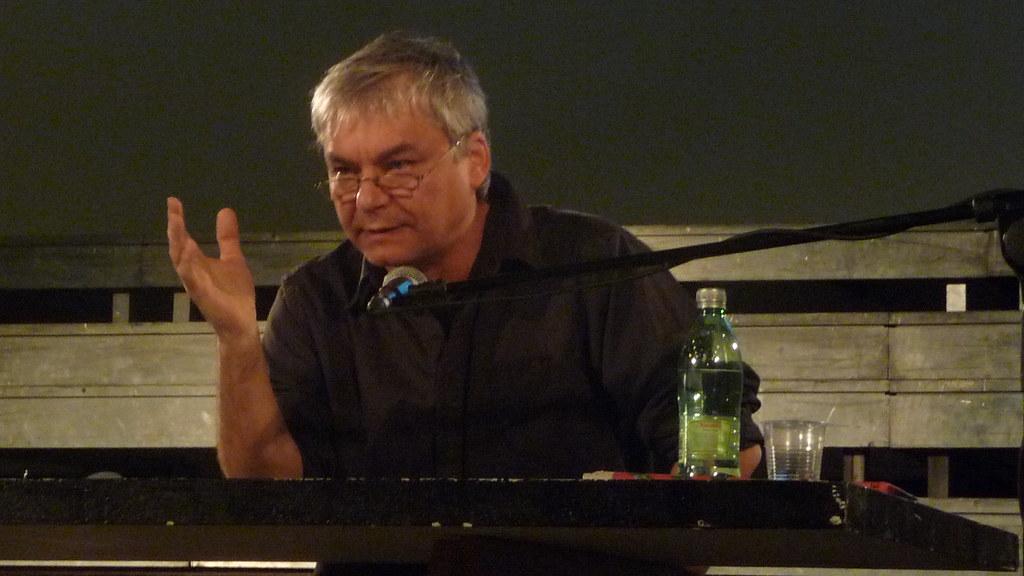 Boris Buden, Popri�ta neoliberalizma, D.C Kino Mosor, 5.12.