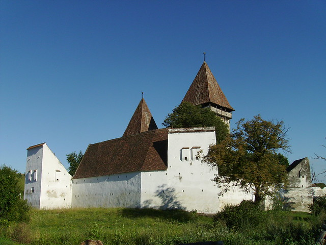 Dealu Frumos Fortified Church I