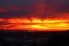Orange Overflow (segamatic) Tags: sunset orange canon eos losangeles stadium dodger canonef24105mmf4lisusm photofaceoffwinner pfosilver 5dmarkii 5dmkii
