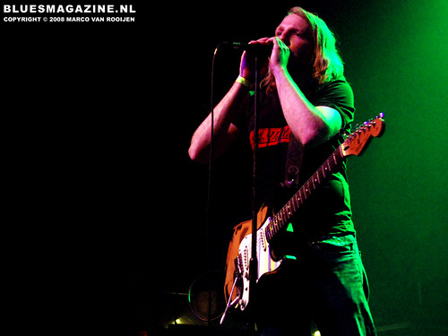 Sean Walsh Band - 12 December 2008 (Groene Engel, Oss, Netherlands)