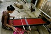 Chakma Lady weaving (Pink Oleander) Tags: india mizo chakma mizoram northeastindia tlabung peoplesofindia indiasnortheast shahnazkimi
