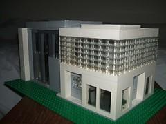 LEGOModern7 (Dragonov Brick Works) Tags: architecture lego moc studless miniscale