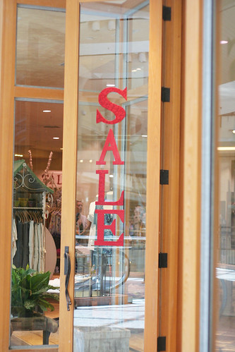 love a good sale