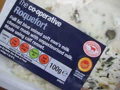 Cooperative (Roquefort) Cheese