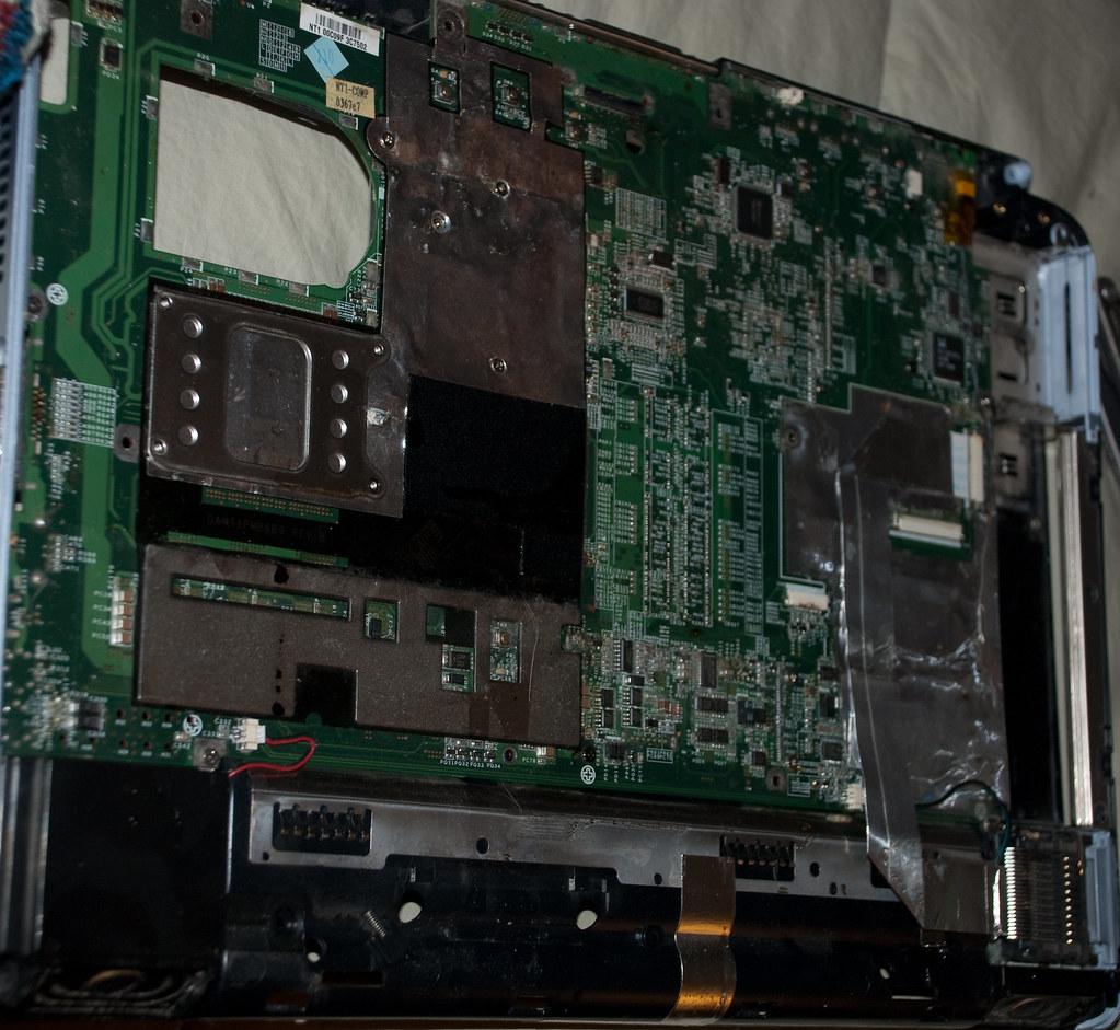 HP 7000 Motherboard