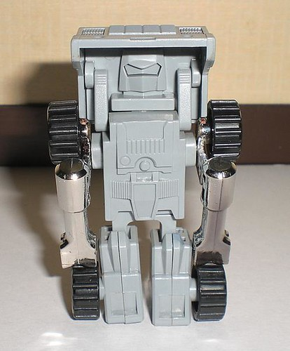 Transformers - Huffer (proto)