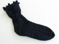 Test Knit Sock