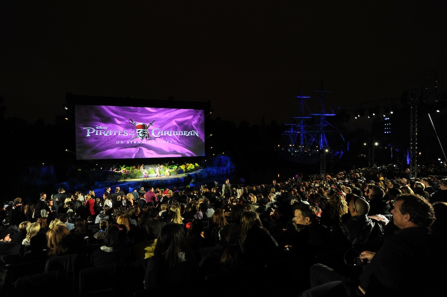 A Look Inside the World Premiere of 'Pirates of the Caribbean: On