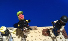 Lego Assassins Contest Entry (Yam' ) Tags: world 2 two mystery germany war lego 1940 bap tags camo pack ii prototype stuff dio transparent ww 1941 diorama 1944 proto germans moc wehrmacht freebie vig ac8 brickarms flickroid