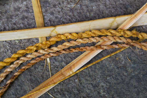 making cordage