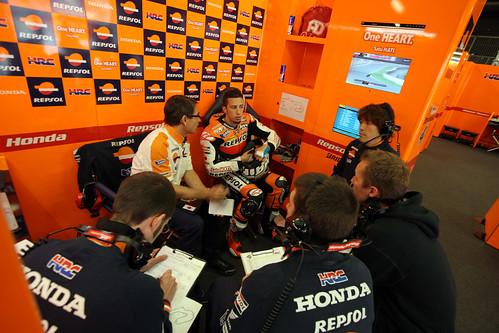 Repsol Honda Team-Montmeló