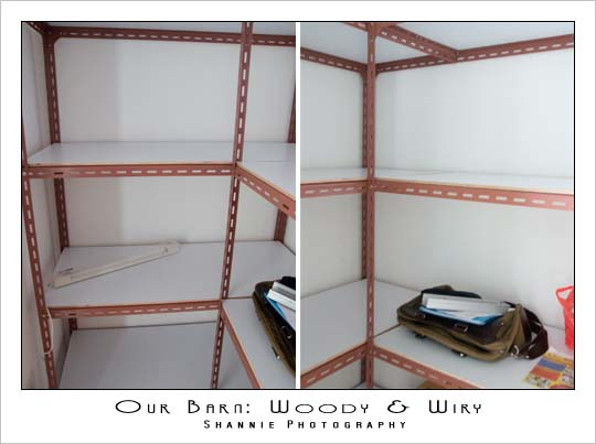 Piggeek Barn : Woody and Wiry