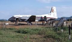 Nepal 9N-AAV (Bingley Hall) Tags: travel nepal tourism airplane aircraft plain pokhara hs748