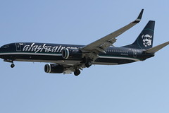 Alaska Airlines Boeing 737-890 N548AS (Fasil.g) Tags: alaska airplane aircraft aviation boeing lax airlines 800 737 klax n548as airlner