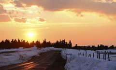 La monte de l'Aigoual (Michel Seguret thanks you all for + 7.700.000 view) Tags: winter sunset mountain france berg montagne nikon montana hiver coucher invierno inverno languedoc couchant d800 aigoual michelseguret