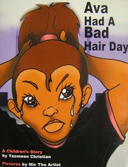 Eva Had A Bad Hair Day Cover