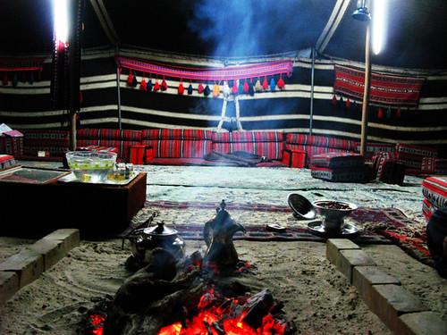 الخيمة تراث اصيل