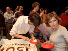 super lavoro (laverdipertutti) Tags: matthieu festa sorpresa