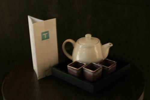 T house Tea