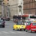 traffic in Rome by yanfuano