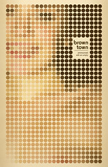 Brown Town (heydingis) Tags: brown andy poster design town san graphic dots dimas umpty