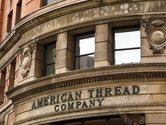 American Thread Building by epicharmus, on Flickr