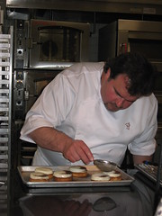 Pierre Hermé: Putting a finishing touch on the Vanilla Tart