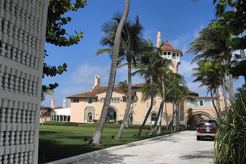 donald trump home in florida. Donald Trump#39;s house in Palm